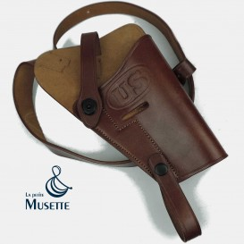 M3 Colt Holster Brown