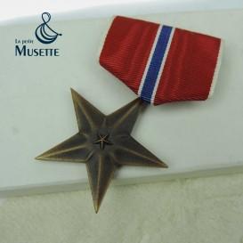 Médaille Bronze Star