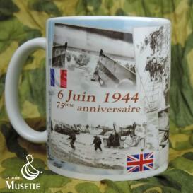 Mug 75ème Anniversaire