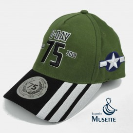 75th Baseball Cap