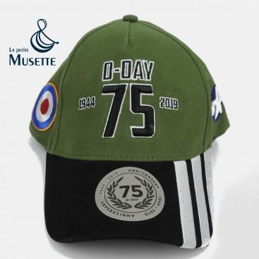 75th Baseball Cap