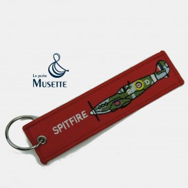 Spitfire key chain