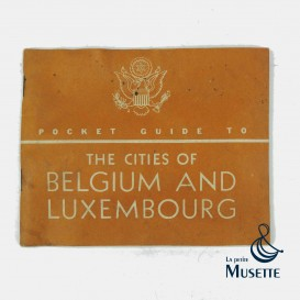 Pocket Guide Belgium and Luxembourg