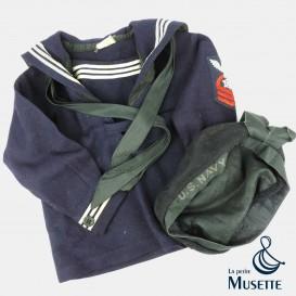 Uniform Child USN