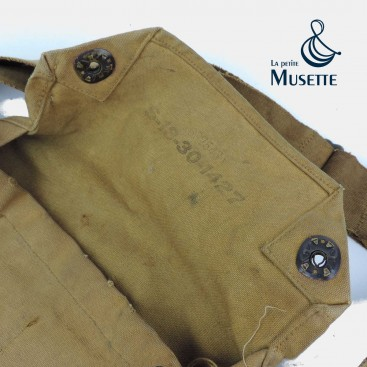 WWI Gas Mask Cover
