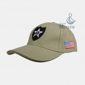 2nd ID Cap - Beige
