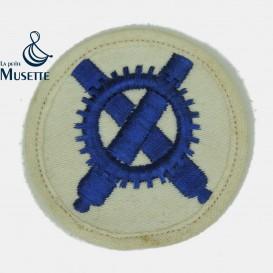 Badge Gunner Mechanic