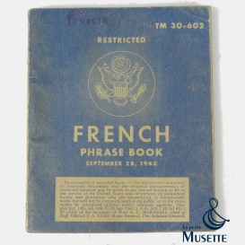 French Phrase Book
