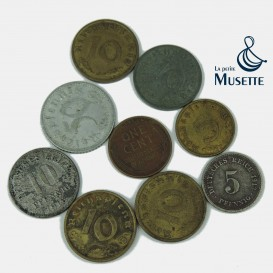 German and US Coins