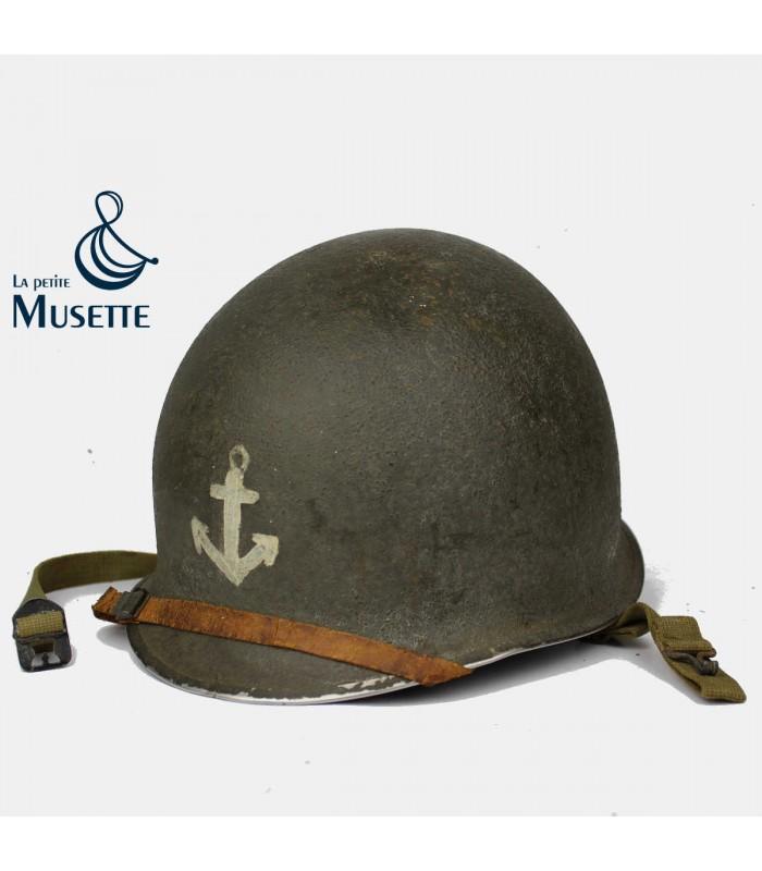 French M1 Helmet