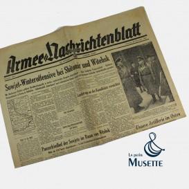 Armee-Nachrichtenblatt
