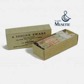 Iodine Swabs
