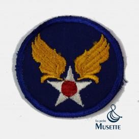 Twill USAAF Patch