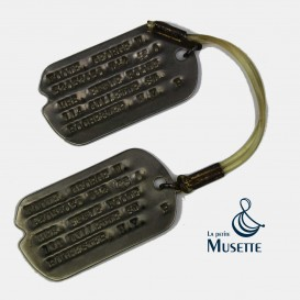 Foote Dog Tags
