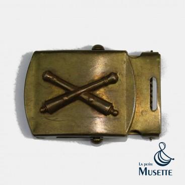 Artillery Officer's Buckle