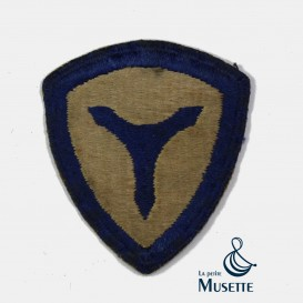 3rd Corps Area Service Command Patch