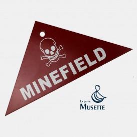 Panneau Minefield