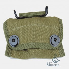 US WWII Lensatic Compass Pouch
