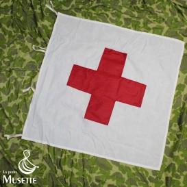 Drapeau Croix-rouge Véhicule