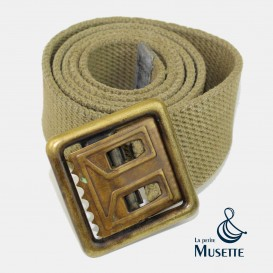 US Enlisted Men Belt