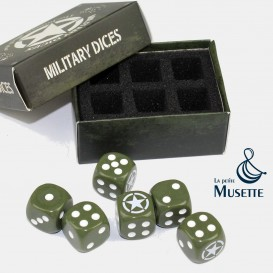 Dice Game - Army