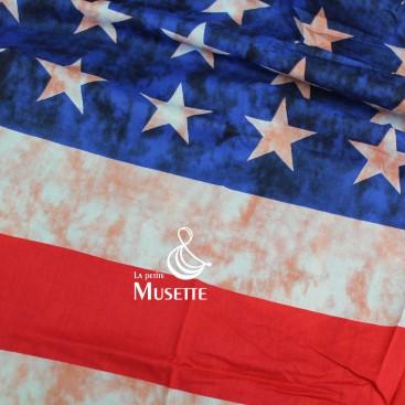USA Flag vintage