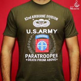 Army 82nd Airborne T-Shirt
