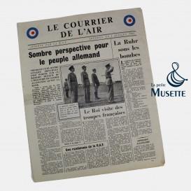 Le Courrier de l'Air -  7/1/1943