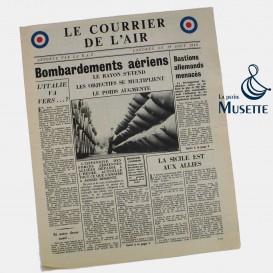 Le Courrier de l'Air -  8/19/1943