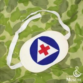 Civilian Defense Armband