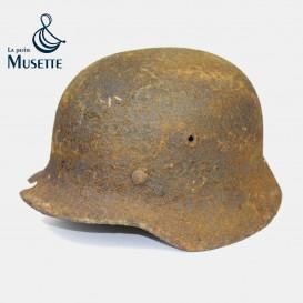 German Helmet Relic