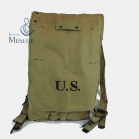 US M-1928 WWII Haversack, Luxury