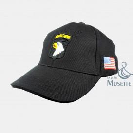 101st Cap - Black