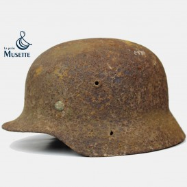 German Helmet Relic
