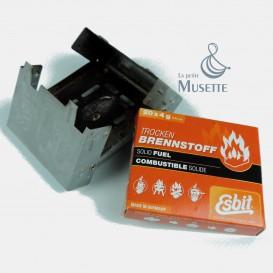 Réchaud Esbit + Combustible