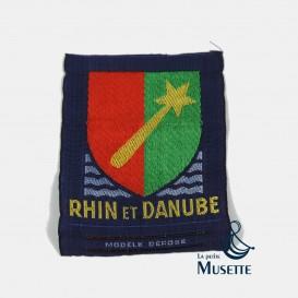 Rhin et Danube Patch