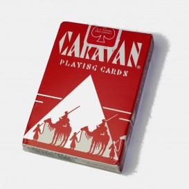 Jeu de cartes Caravan