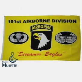 Screaming Eagles Flag