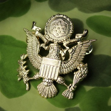 US Army cap badge