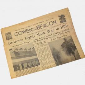 Gowen Beacon, 16 Novembre 1943