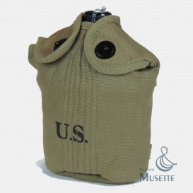 US M-1910 Canteen cover, Cavalry