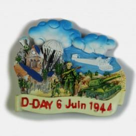 D-Day 6 juin 1944 Magnet