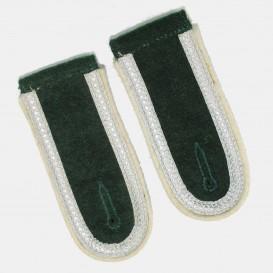 Unteroffizier Infanterie shoulders insignias