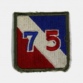75st Infantry Division Patch