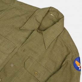 Mustard Shirt USAAF Sergeant