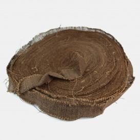 Burlap Roll - Brown