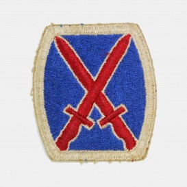 Patch 10th Mountain Division
