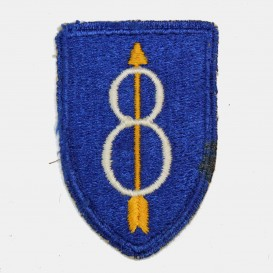 Patch 8th Infantry Division