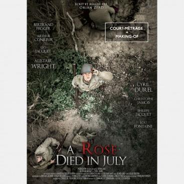 A Rose died in July (2019) - DVD