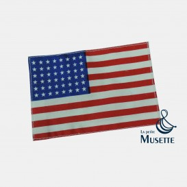 US sleeve flag